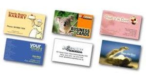 Stuart Martin County FL Business Cards & Newsletters
