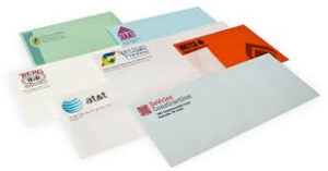 Envelopes Printing Letterhead of Martin County